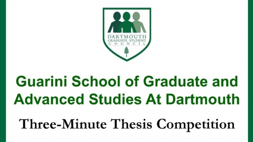 gsc guarini school three minute thesis