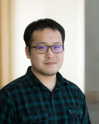 Kevin Hsu headshot