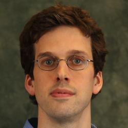 Matt van der Meer headshot