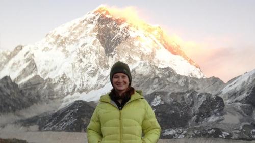 Alexandra-Giese Alumni Research Awardee