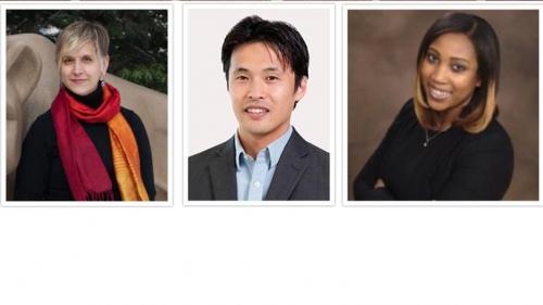 Alumni Photographs for the Big Data Symposium