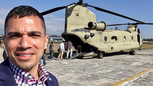 Carlos Tigreros Guatemala