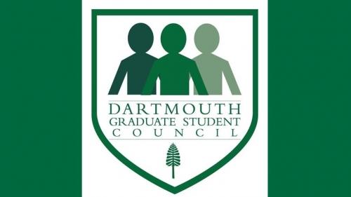logo for the dartmouth grad student council