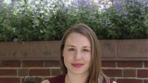 incoming Dartmouth Comparative Literature Student Michaela Jordan