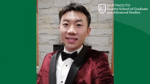 Qian Han Computer Science Alumni Research Award Recipient