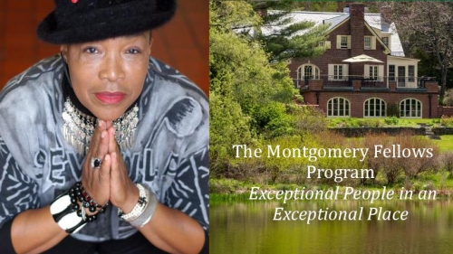 Rhodessa Jones and the Montgomery Fellows House