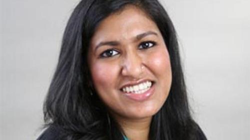 Rishika De, Genetics PhD candidate and alumni research award recipient