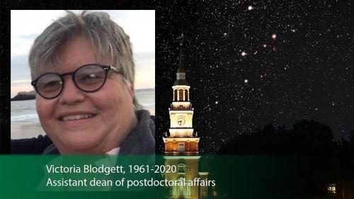 Victoria Blodgett