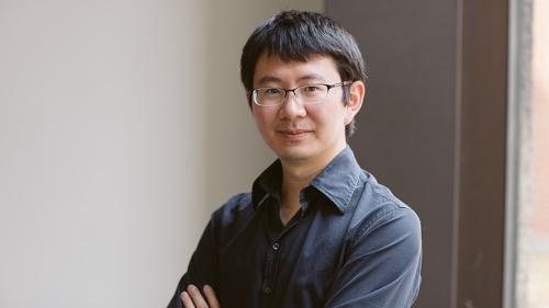 Chenfeng Ke portrait