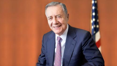 Frank J. Guarini '46