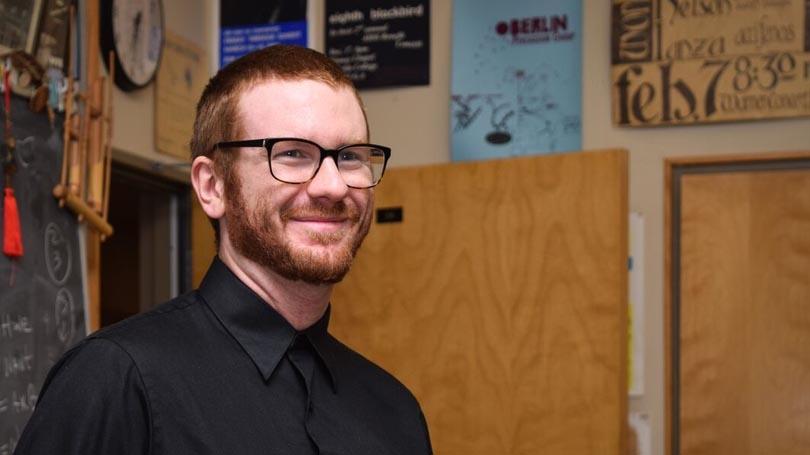 Hunter Brown Profile, Digital Musics Scholar Dartmouth College