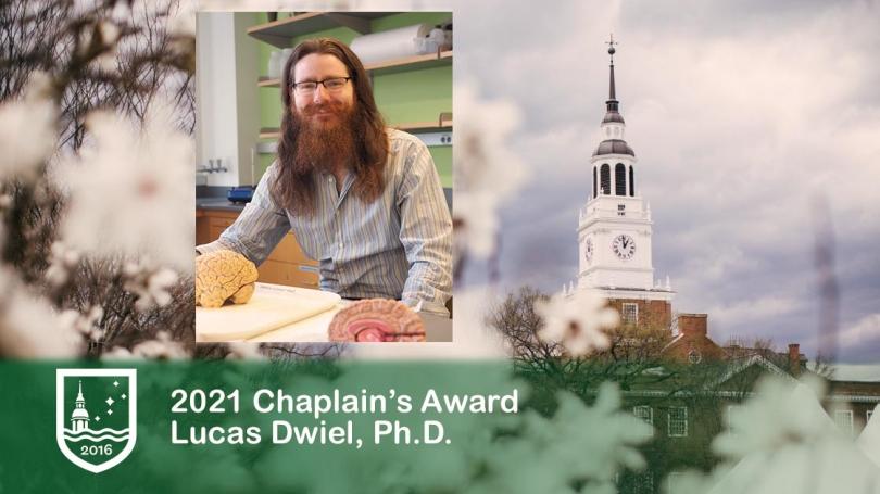Lucas chaplain award