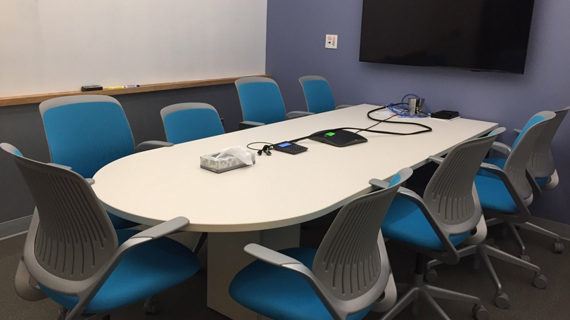 conference room in social space