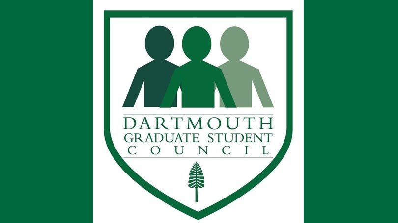 logo for the dartmouth grad student council