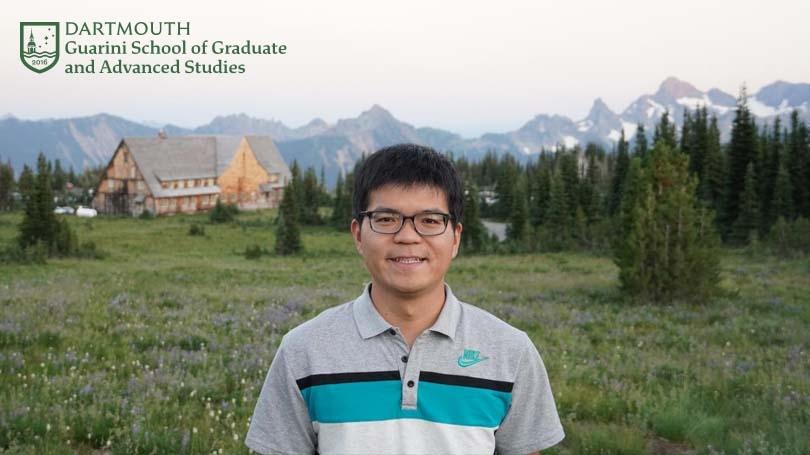 Huanping Huang, Guarini '19 (Image courtesy of Huanping Huang)