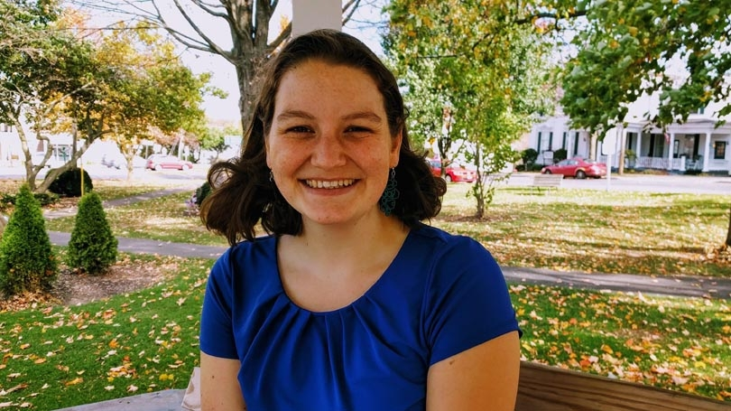 Melanie Dennis 2019 Teaching Award Recipient
