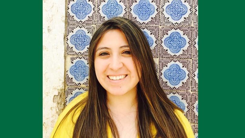 Yesena Barregan is in the Society of Fellows at Dartmouth
