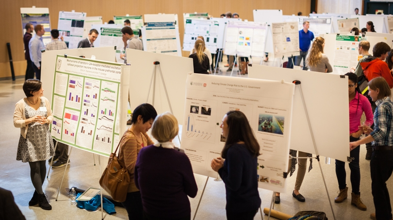 2016 graduate student poster session