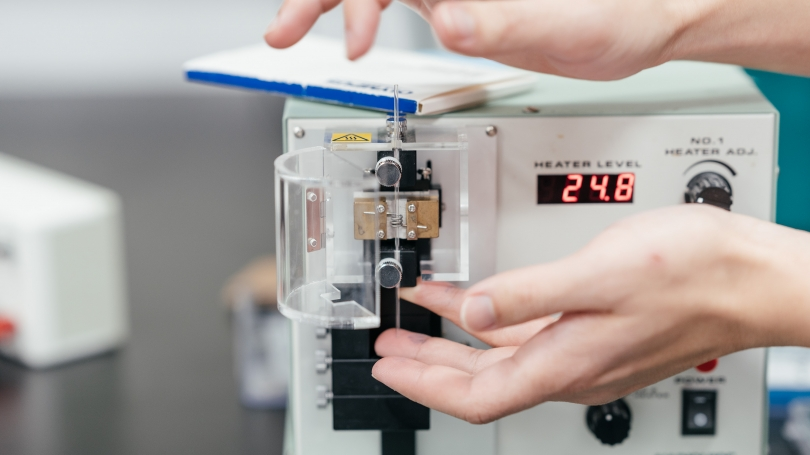 Lab equipment from Program in Experimental and Molecular Medicine (PEMM)
