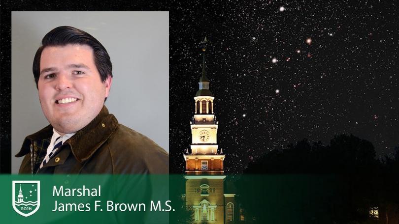 James brown marshal