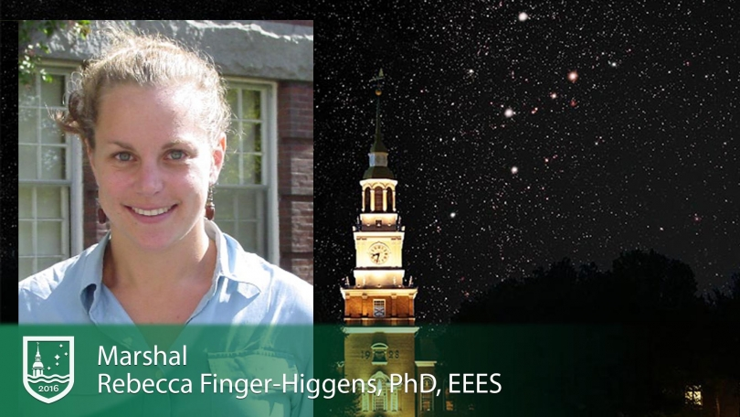 Rebecca finger Higgins