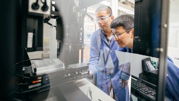 Ke and Zhang look at 3-D printers